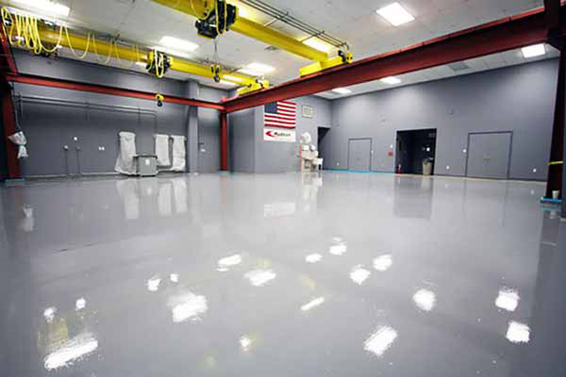 Are Your Industrial Floors Looking Lackluster?